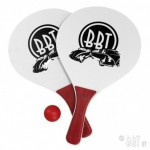 BBT Beach tennisset