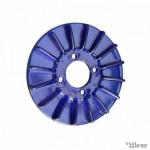 Poeliecover generator- blauw