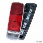 Achterlicht, rood, economy,...