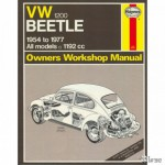 VW Beetle Manual...