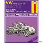 VW 1303, 1303S & GT...