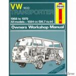 VW 1600 Transporter...