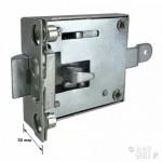 Slotmechanisme cabine deur...