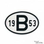 Plaatje B 1953