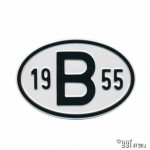 Plaatje B 1955