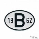 Plaatje B 1962