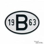 Plaatje B 1963
