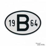Plaatje B 1964