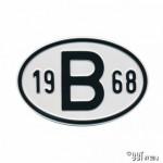 Plaatje B 1968