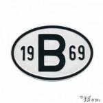 Plaatje B 1969