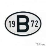 Plaatje B 1972