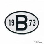 Plaatje B 1973