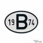 Plaatje B 1974