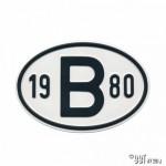 Plaatje B 1980