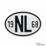 Plaatje NL 1968