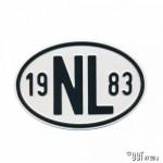 Plaatje NL 1983