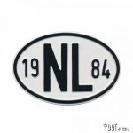 Plaatje NL 1984