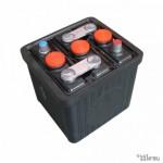 Batterij 6V, 66 Ah, leeg (L...