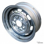 Chrome velg, 15 x...