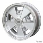 BRM velg aluminium/zilver15...