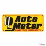 Sticker Auto Meter groot