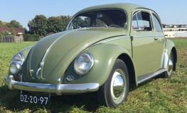 Onderdelen voor het onderstel van uw Volkswagen Kever nodig? Bestel nu